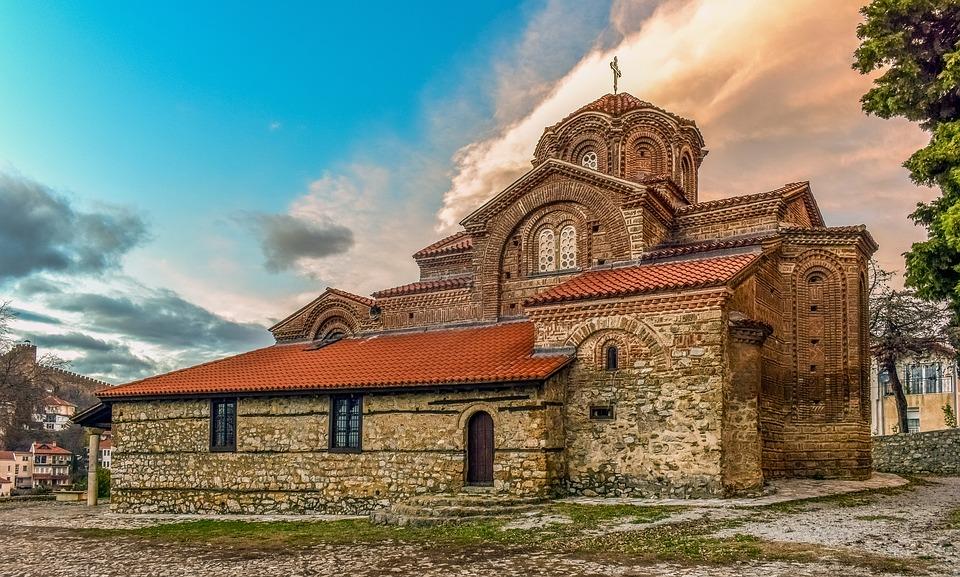 Mazedonien, Kloster