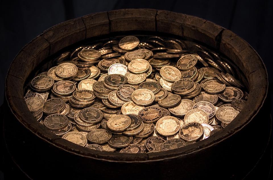 Penge Mønter Økonomi - Gratis foto på Pixabay