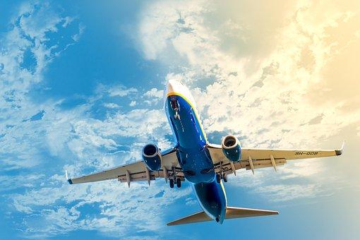 Plano, Volar, Vuelo, Aeropuerto, Aviones
