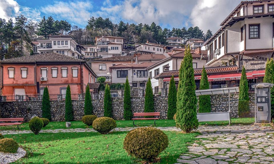 """Резултат с изображение за """"стария град охрид"""""""