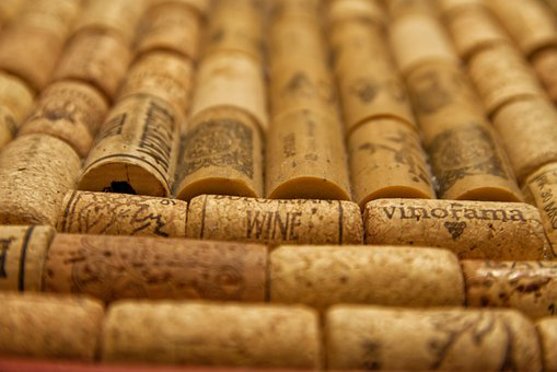 Cork, Wine, Alcohol, Beverages, Bottle