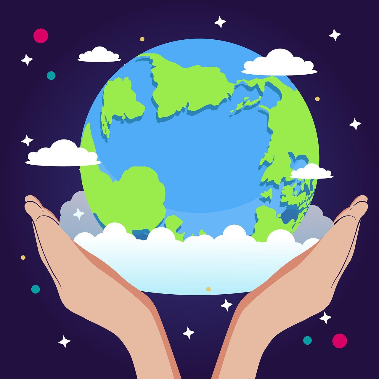 Earth Hour Save Protect - Free image on Pixabay