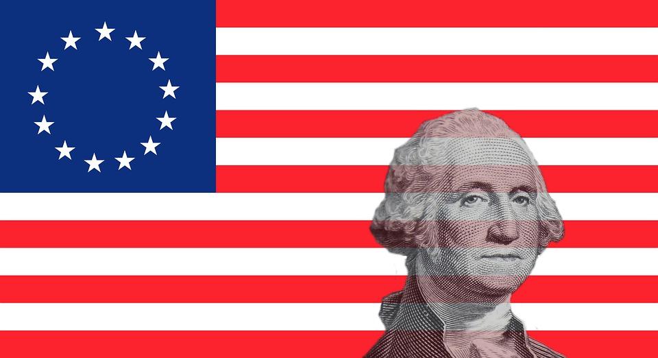 Amerikansk politikk ville ikke eksistert engang hvis det ikke var for George Washington, som var med på å grunnlegge landet.