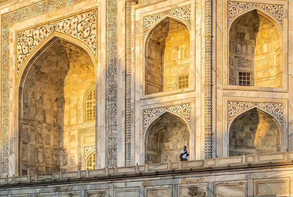 Architecture, Taj Mahal, Travel