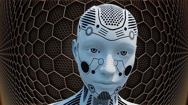Technologie, Avenir, Robot, Futuriste