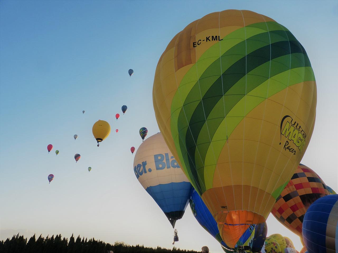 воздушные шары для путешествий картинки что если