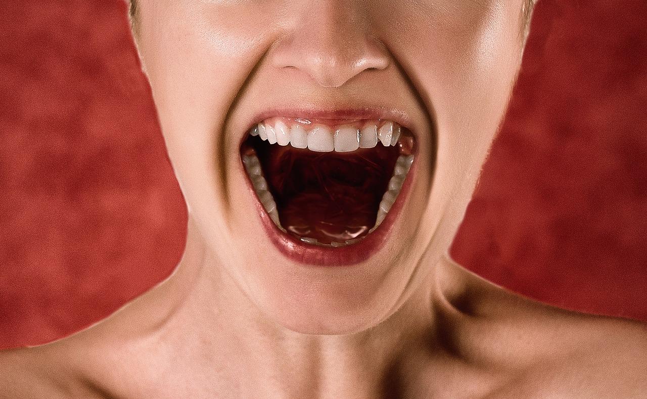 Scream Shout Woman - Free photo on Pixabay