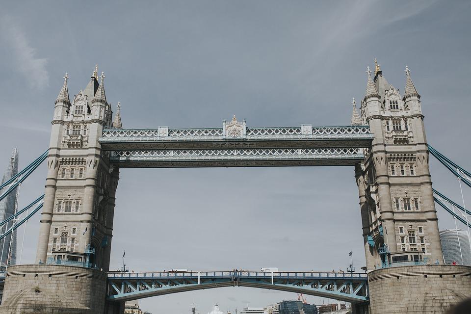 Мост, London Bridge, Англия, Структура, Архитектура