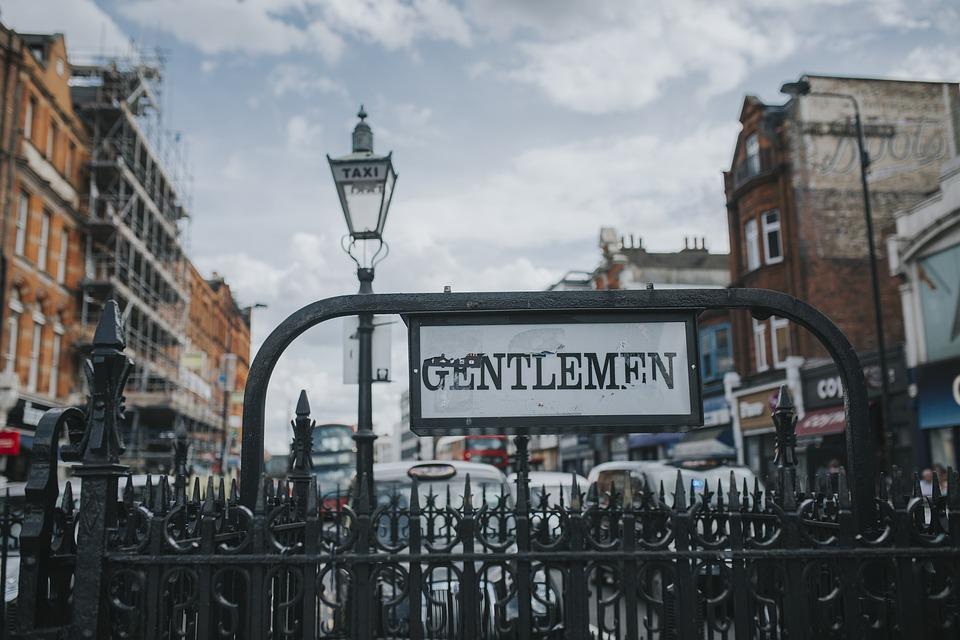 紳士, 地下, ロンドン, 地下鉄, イングランド, 管, 交通, ギャップ, 旅行, 記号, トランスポート