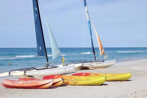 Kuba-Rundreise: Traumstrand Cayo Santa Maria - Katamaran und Kayak