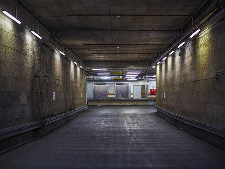 Underground Car Park, Architecture