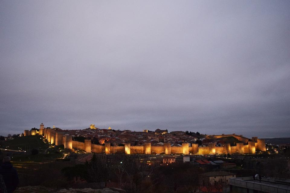 Ciudad Vieja de Ávila e Iglesias Extramuros