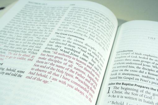 Bible, Verse, Religion, Jesus, Truth
