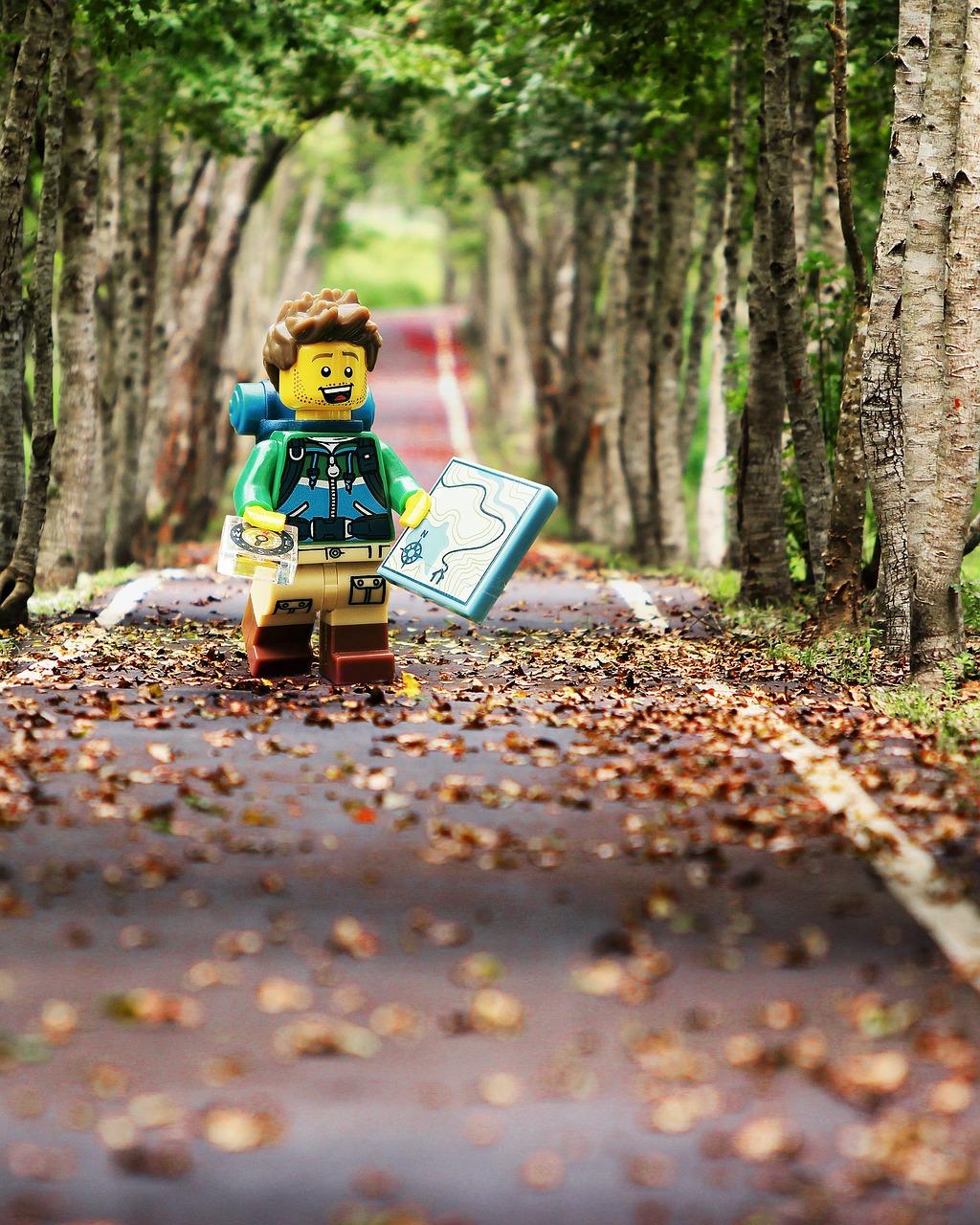 Lego Forest Nature - Free photo on Pixabay