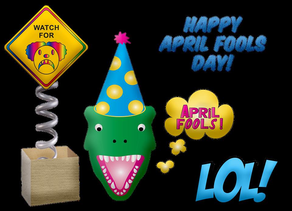 April Fools Day, April 1St, Joke Day, April Fools