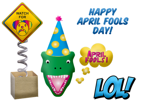 April Fools Day, April 1St, Joke Day