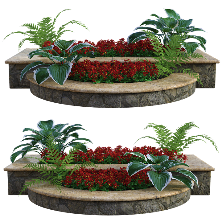 Outdoor Garden Planters Free Image On Pixabay