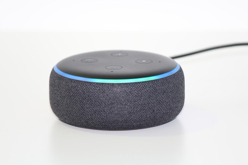 Alexa, Echo, Smart Home, Box, Music Box, Echodot