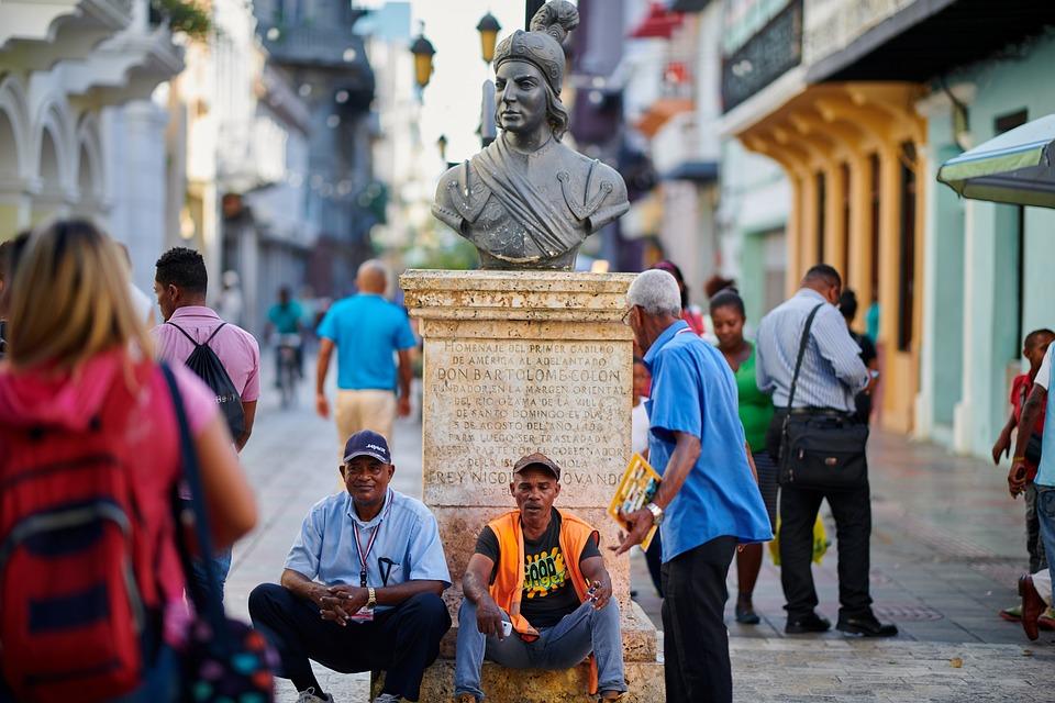 République Dominicaine, Zona Colonial, Détendre, Triste