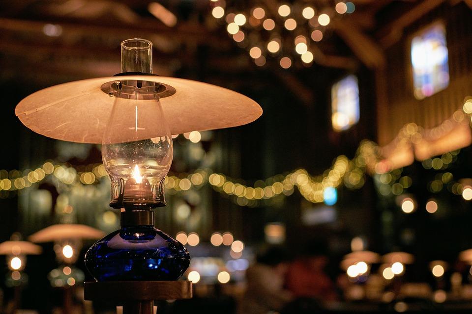 ランプ, 幻想的, おしゃれ, 暖かい, 光, 日本, 小樽