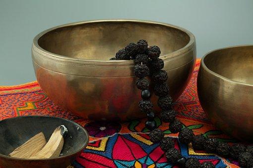 Rudraksha, Small, Singing Bowls