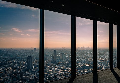 Shibuyasky, Shibuya, Tokyo, Japon, Ombre