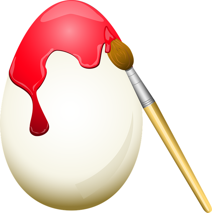 Paskalya Yumurta Boyama Pixabay De Ucretsiz Resim