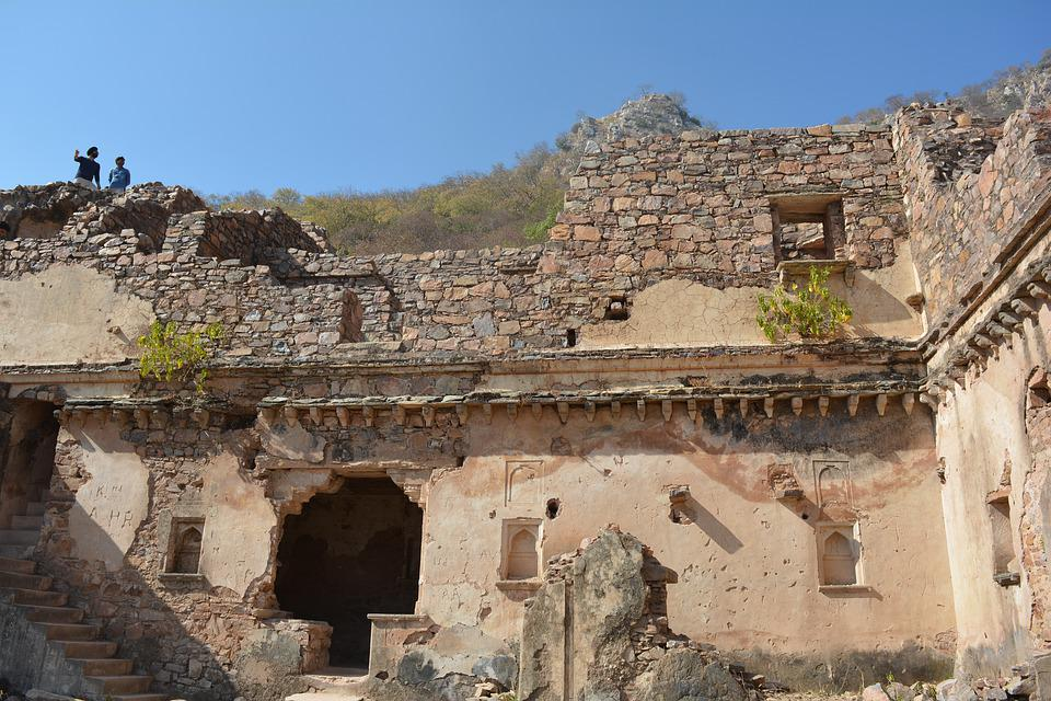 Forts of Bhangarh