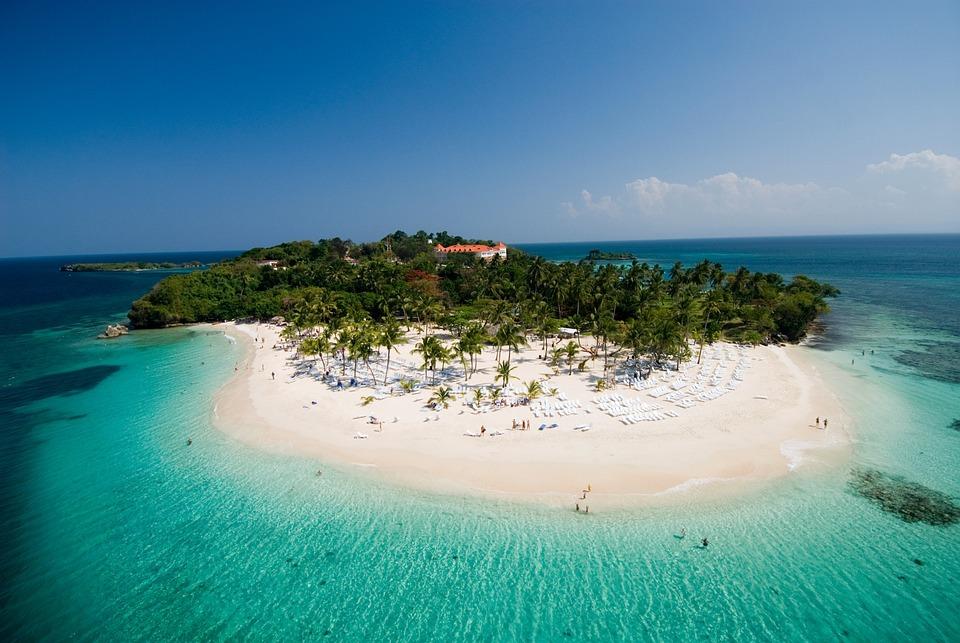 Cayo Levantado, Playa Arena, Summer, Familiar, Travel