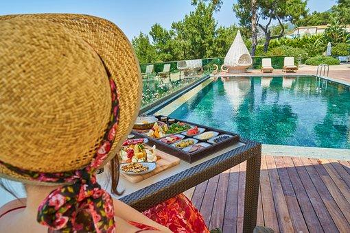 Holiday, Resort, Hotel, Summer, Travel