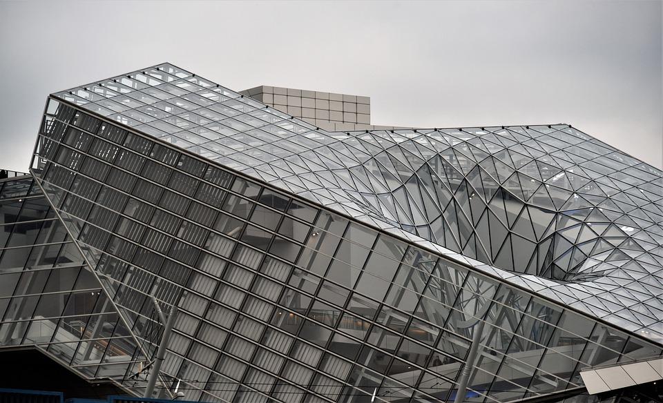 Musée Des Confluences, Lyon France, Architecture
