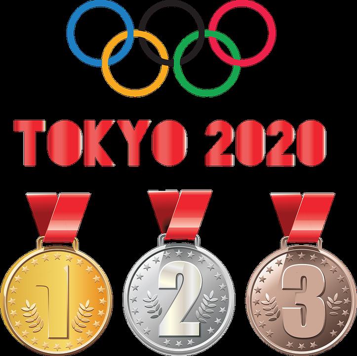 Anéis Olímpicos, Medalhas Olímpicas, Tóquio 2020