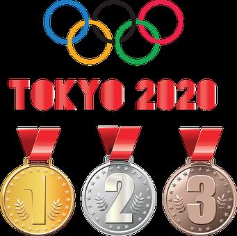 五輪, オリンピックメダルを獲得, 2020年の東京, 夏季オリンピック, 競争