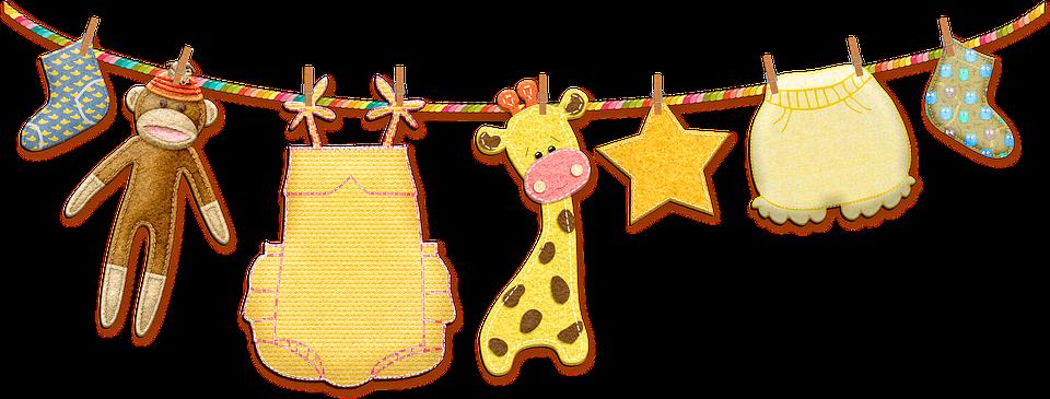 Бебешки Дрехи, Простиране, Чорап Маймуна, Чорапи, Бебе