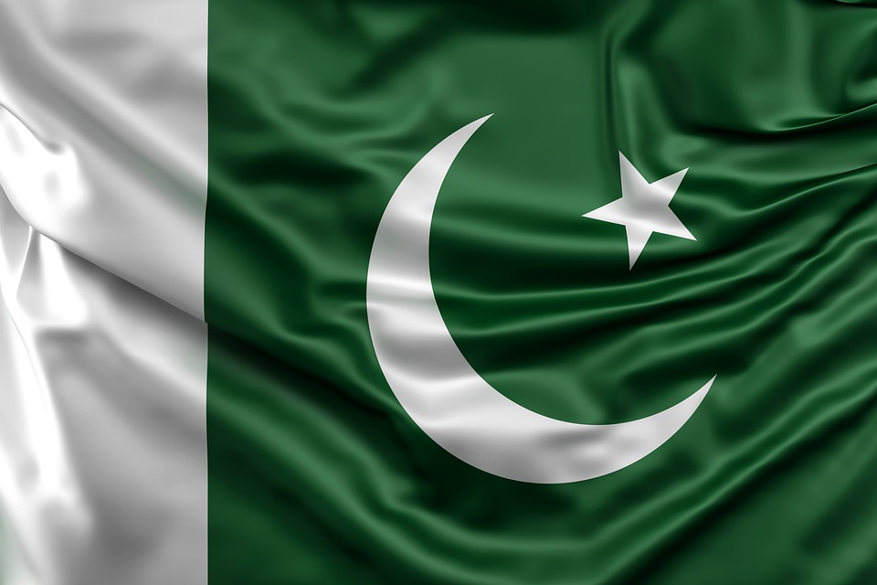 Pakistan, Flag, Country, Patriotism, National, Symbol