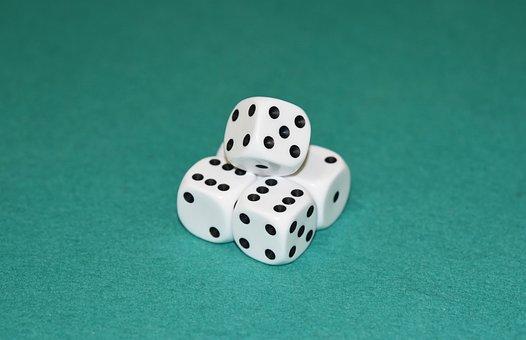 Of, Dice Game, Statistics, Numbers
