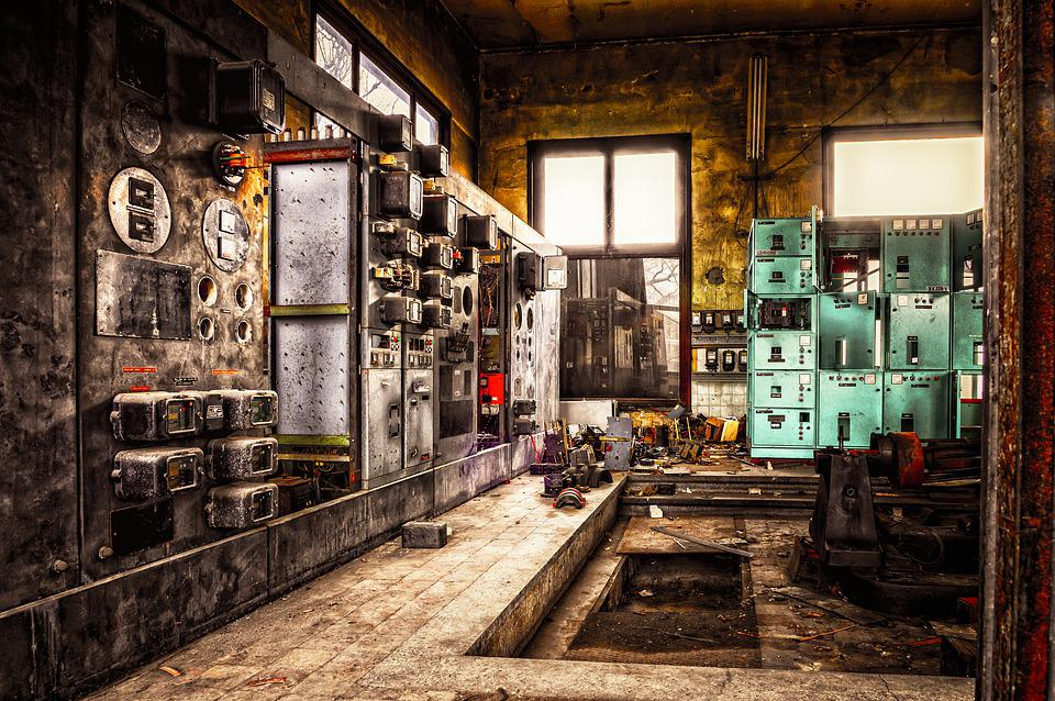 Industry, Scarf Dream, Armature, Power Generation