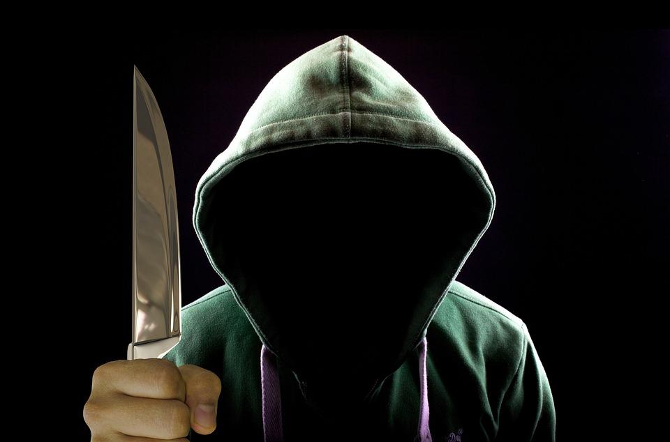 Killer, Knife, Mystery, Thriller, Horror, Crime