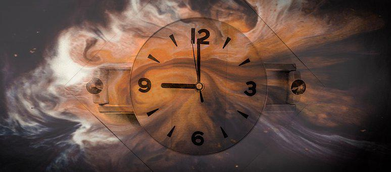 Hour, Time, Past, Imagination, Clock