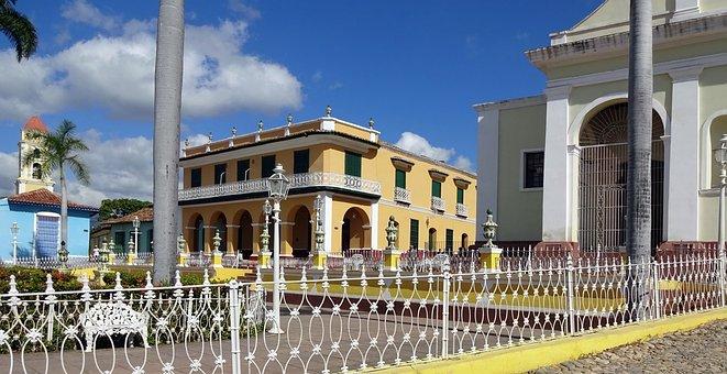 Unsere Kuba-Rundreise: Trinidad - Plaza Mayor