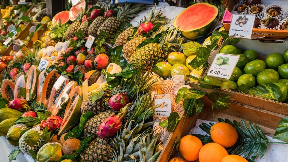 Fruits Market Madrid - Free photo on Pixabay