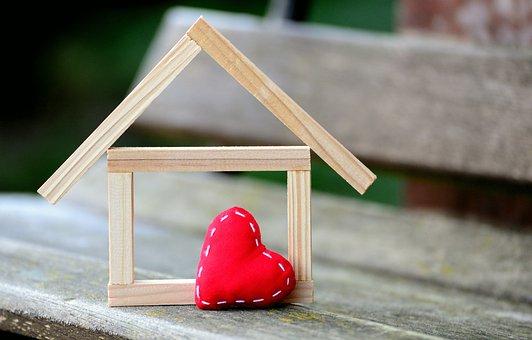 Maison, La Construction De Logements