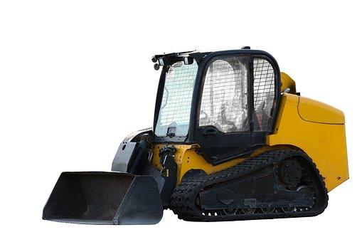 Vehicle, Equipment, Isolated, Machine