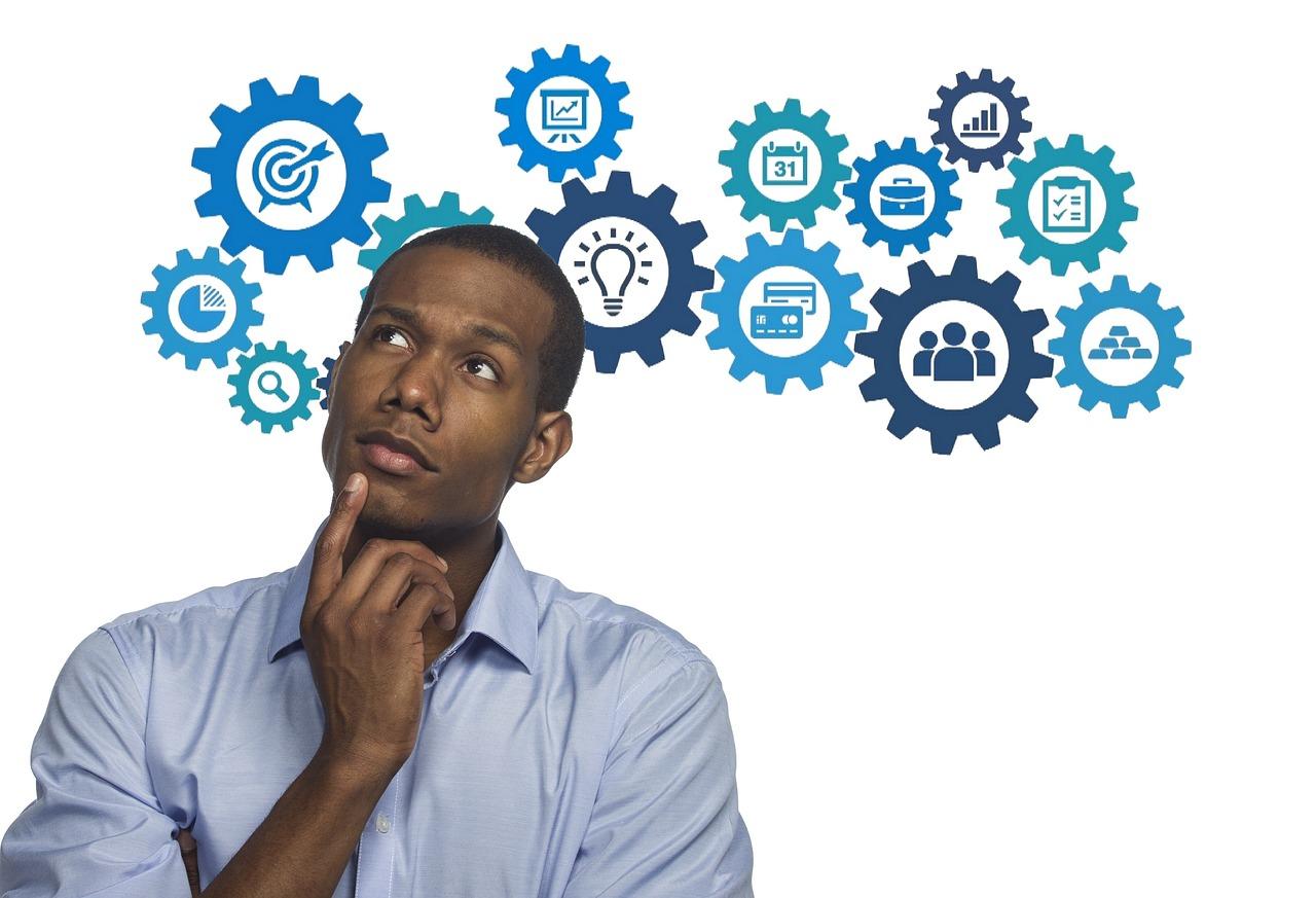 Entrepreneur, Créativité, Innovation, Imagination