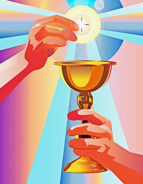 Heilige Communie Katholieke - Gratis afbeelding op Pixabay