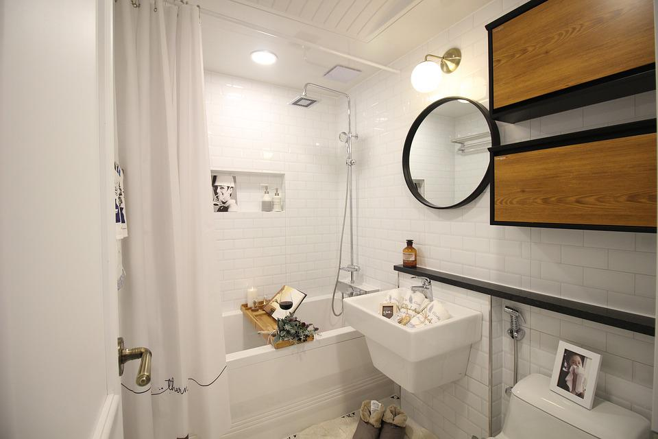 Тоалетна, Баня, Bath, У Дома, Clean, Вана И Душ, Начало