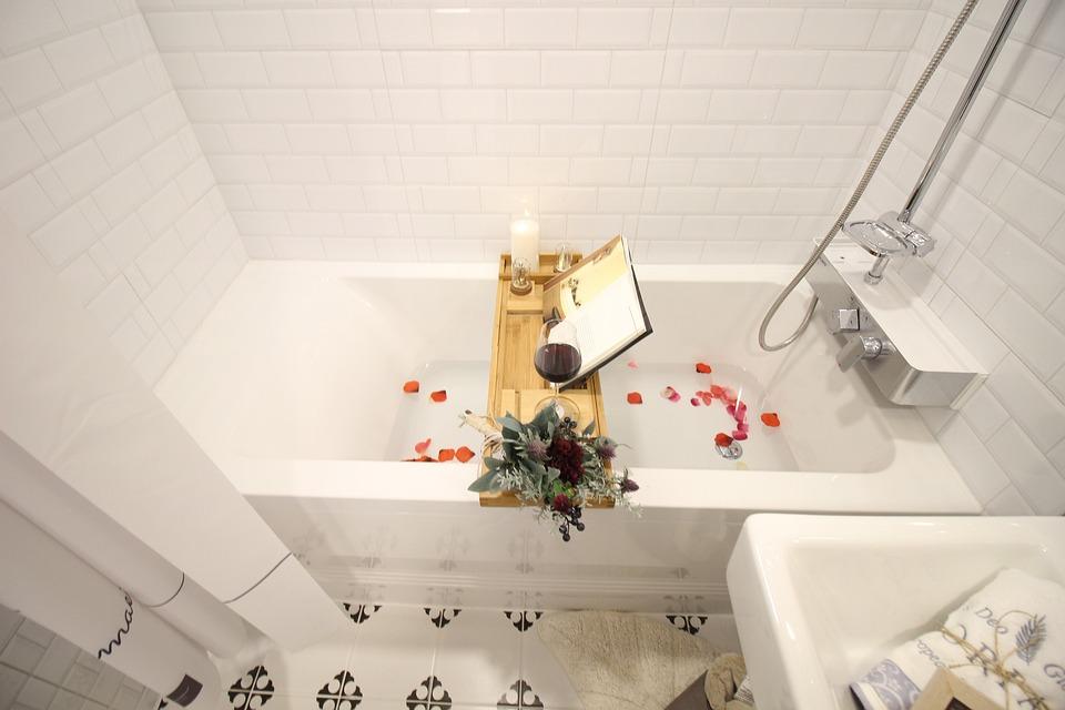 Баня, Тоалетна, Bath, Вана И Душ, Модерен, У Дома