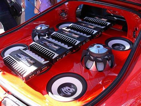 car amp for speakers
