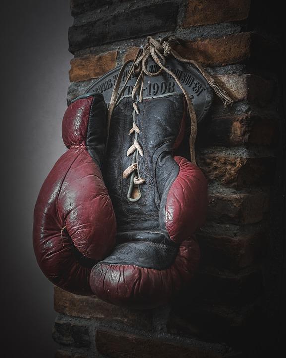 художественная картинка бокс места славятся
