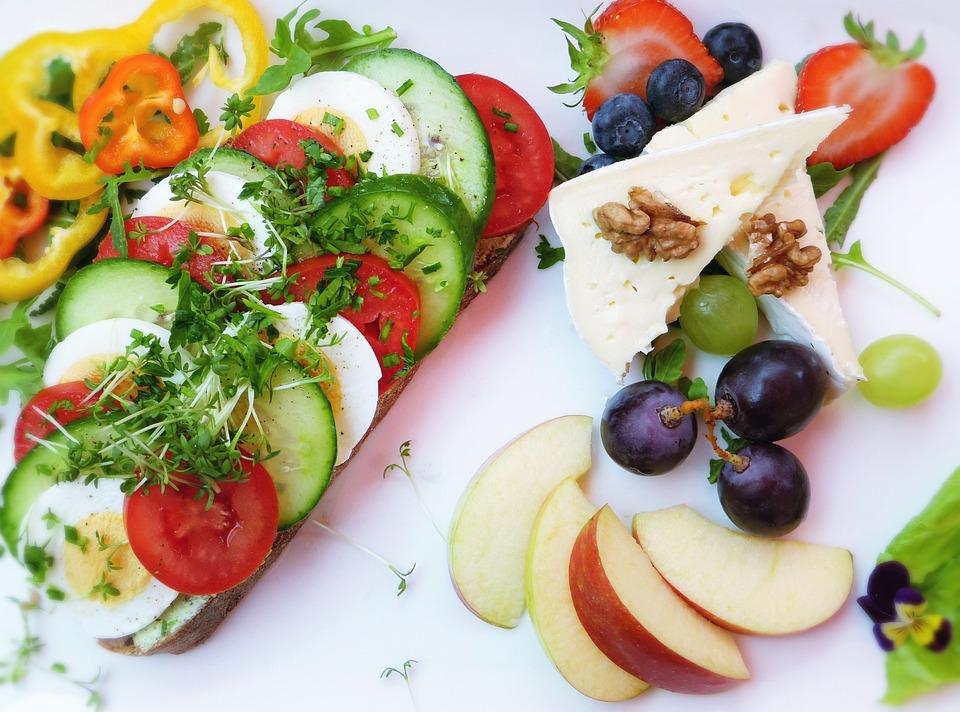 Alimentari, Cibo, Snack, Pane, Panino, Brunch, Frutta